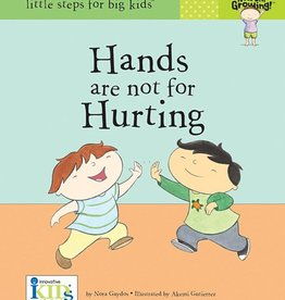 Innovative Kids: Hands are not for Hurting