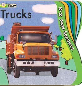 Innovative Kids EZ-Page Turners: Trucks