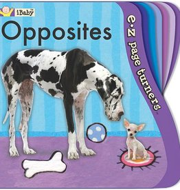 Innovative Kids EZ- Page Turners: Opposites