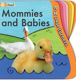 Innovative Kids EZ-Page Turners: Mommies and Babies