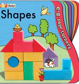 Innovative Kids EZ-Page Turners: Shapes
