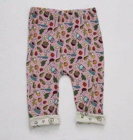 Lucky Bug Pants Strawberry Creme