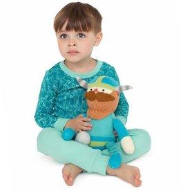Finn + Emma Long Sleeve Pajamas Viking
