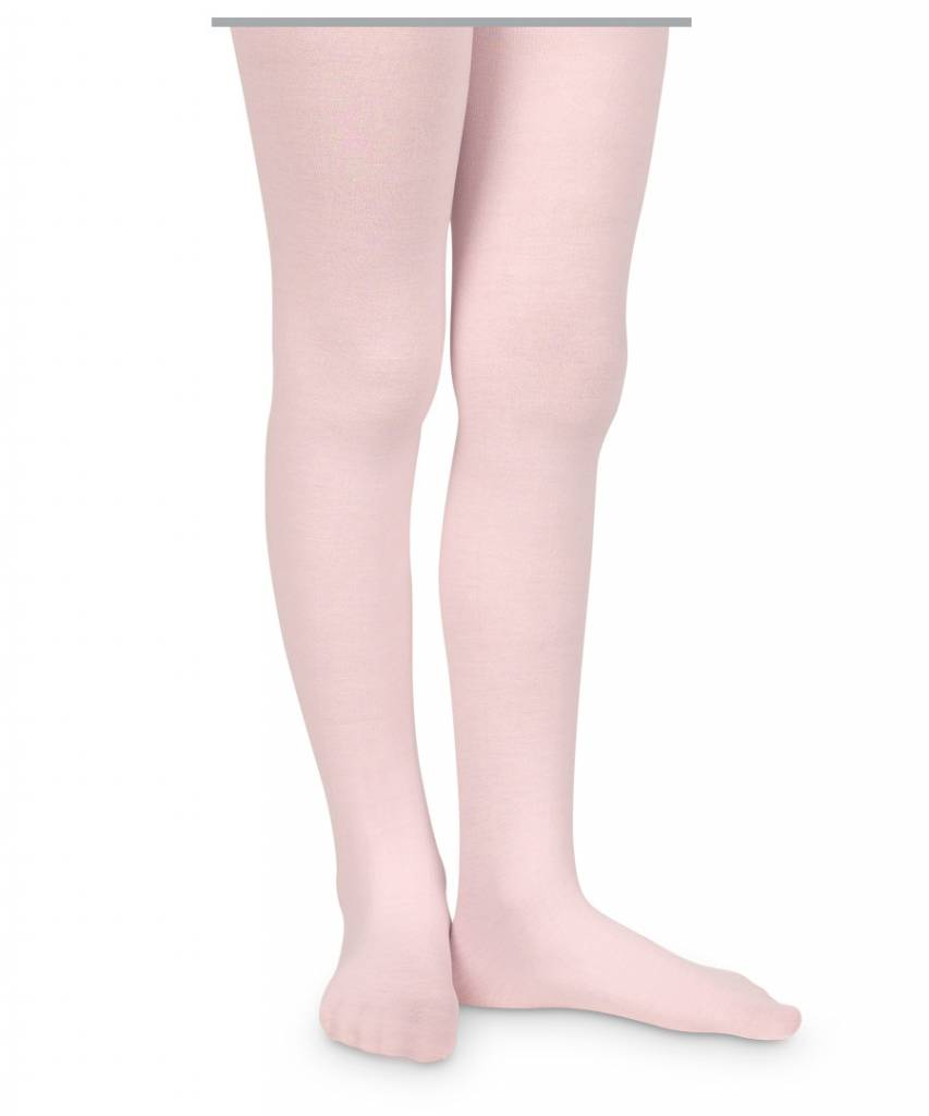 Jefferies Cotton Tights Sheer White