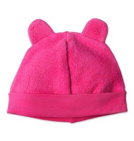 Zutano Fleece Hat Fuschia