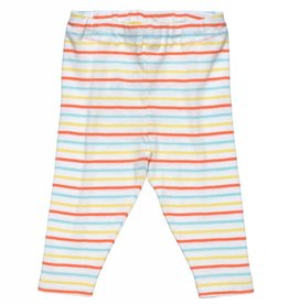 Under The Nile Striped Leggings 6-9 Months
