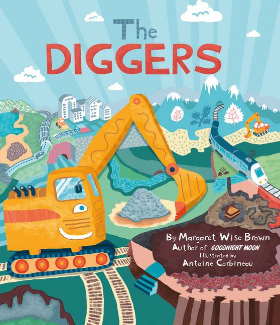 Parragon The Diggers