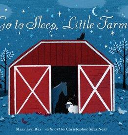 Houghton Mifflin Harcourt Go to Sleep, Little Farm by Mary Lyn Ray Board Book
