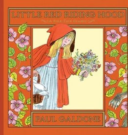 Houghton Mifflin Harcourt Little Red Riding Hood by Paul Galdone Hardcover
