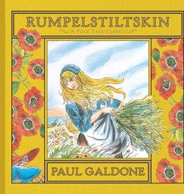 Houghton Mifflin Harcourt Rumpelstiltskin by Paul Galdone Hardcover