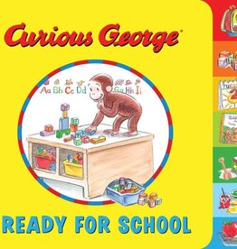 Houghton Mifflin Harcourt Curious George Ready for School Board Book