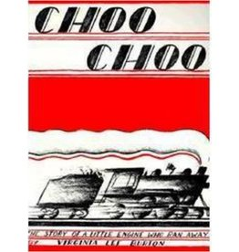 Houghton Mifflin Harcourt Choo Choo by Virginia Lee Burton Hardcover