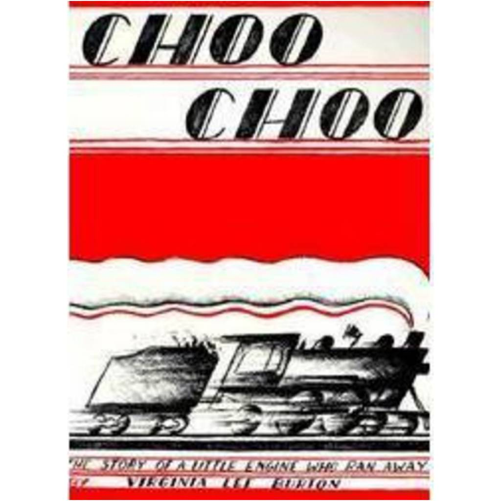 Houghton Mifflin Harcourt Choo Choo by Virginia Lee Burton Hardcover