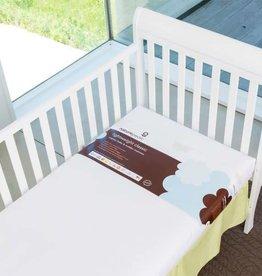 Naturepedic Lightweight Organic Cotton Classic Crib Mattress 2-Stage (Lightweight Series)
