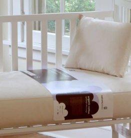 Naturepedic LIghtweight Organic Cotton Ultra 2-Stage Crib Mattress (Lightweight Series)