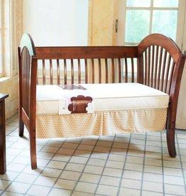 Naturepedic Organic Cotton Classic Crib Mattress (Innerspring Series)