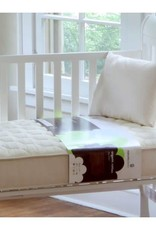 Organic Cotton 2 in 1 Ultra Quilted 252 Crib Mattress (Quilted and Breathable Series)