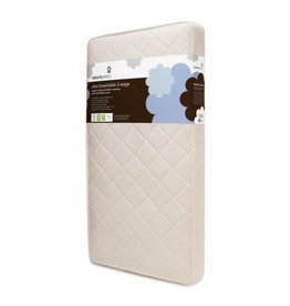 Naturepedic Ultra Breathable 2-Stage Organic Crib Mattress (Quilted and Breathable Series)