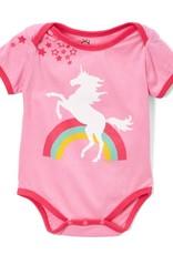 Doodle Pants Rainbow Unicorn Bodysuit