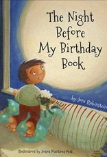 Joni Rubinstein The Night Before My Birthday Book