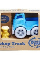 Green Toys Pickup Truck with Cow Character