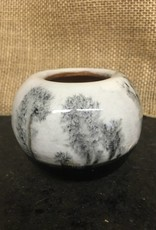 Winter Ceramic Vase Small
