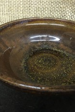 Ceramic Bowl - Brown (handmade)