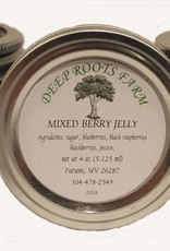 Deep Roots Farm Deep Roots Mixed Berry Jelly