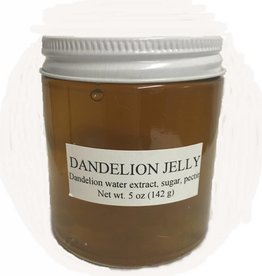 Smoke Camp Smokecamp Dandelion Jelly