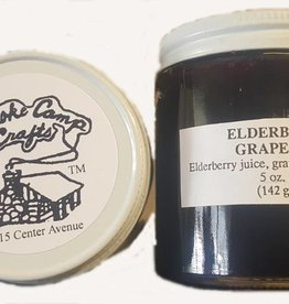 Smoke Camp Smokecamp Elderberry Grape Jam 5 oz.