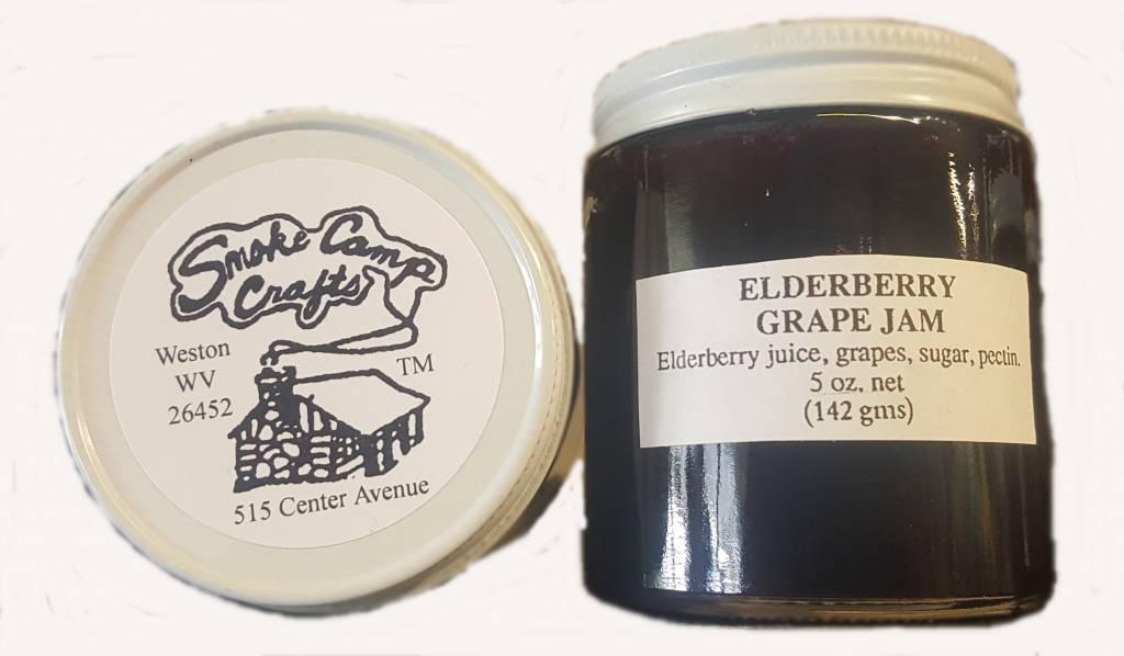 Smoke Camp Smoke Camp Elderberry Grape Jam