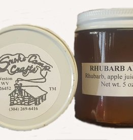 Smoke Camp Smoke Camp Rhubarb Apple Jam