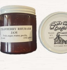 Smoke Camp Smoke Camp Strawberry Rhubarb Jam
