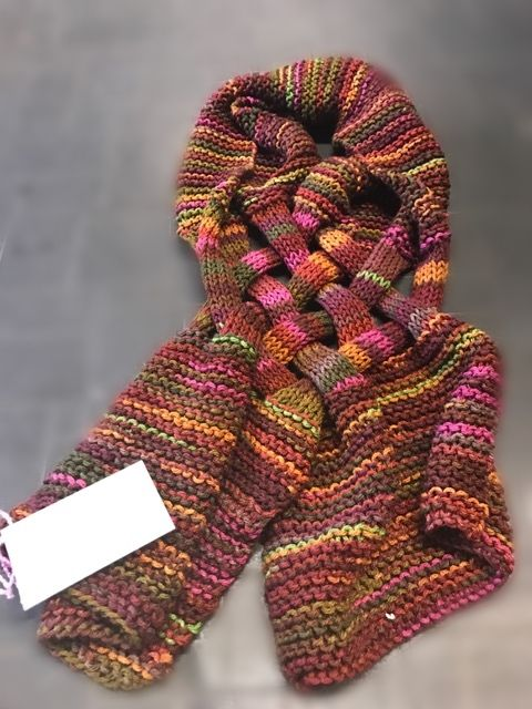 Deep Roots farm large scarf