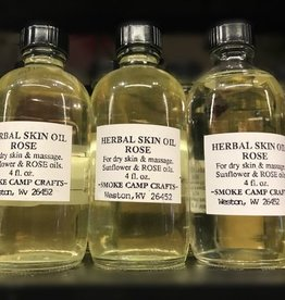 Smoke Camp Smoke Camp Herbal Skin Oil-Rose