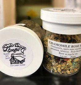 Smoke Camp Smokecamp Chamomile Rose Blend Tea