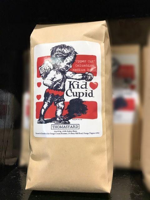 Orange County Coffee Roasters Thomasyard Colombian Roast Upper Cut 12 oz