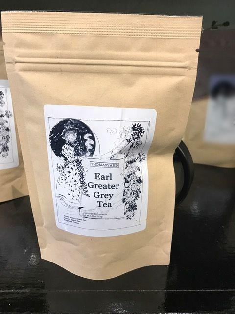 Orange County Coffee Roasters Thomasyard Earl Greater Grey Tea
