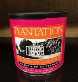 Plantation Peanuts of Wakefield Plantation Peanuts Sweet & Spicey 12 oz