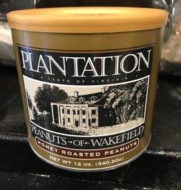 Plantation Peanuts of Wakefield Plantation Peanuts Honey Roasted 12 oz