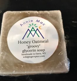 Annie Mac WG&S Annie Mac WG&S Glycerine Soap