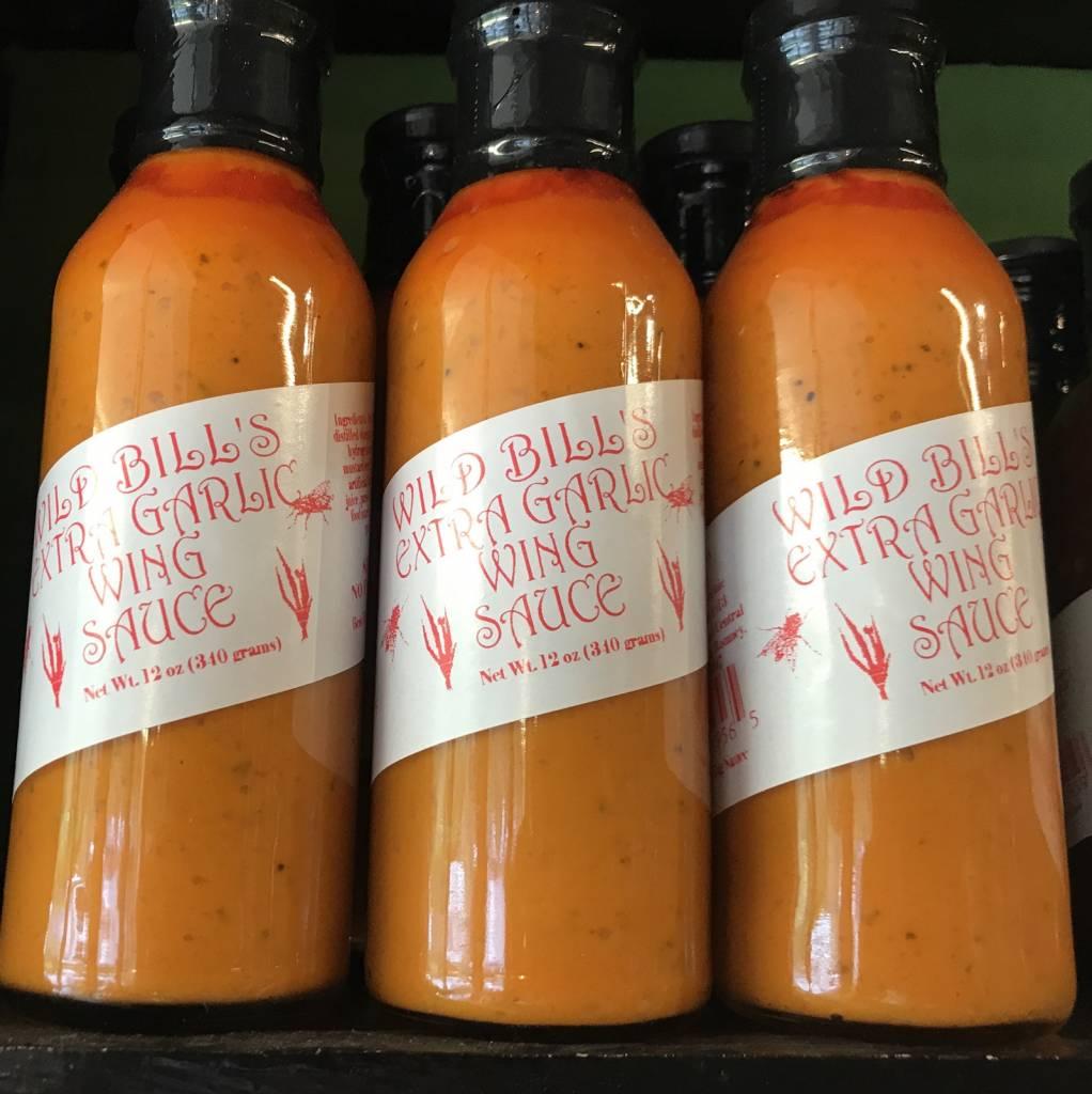 Wild Bill Wild Bill's Extra Garlic Wing Sauce