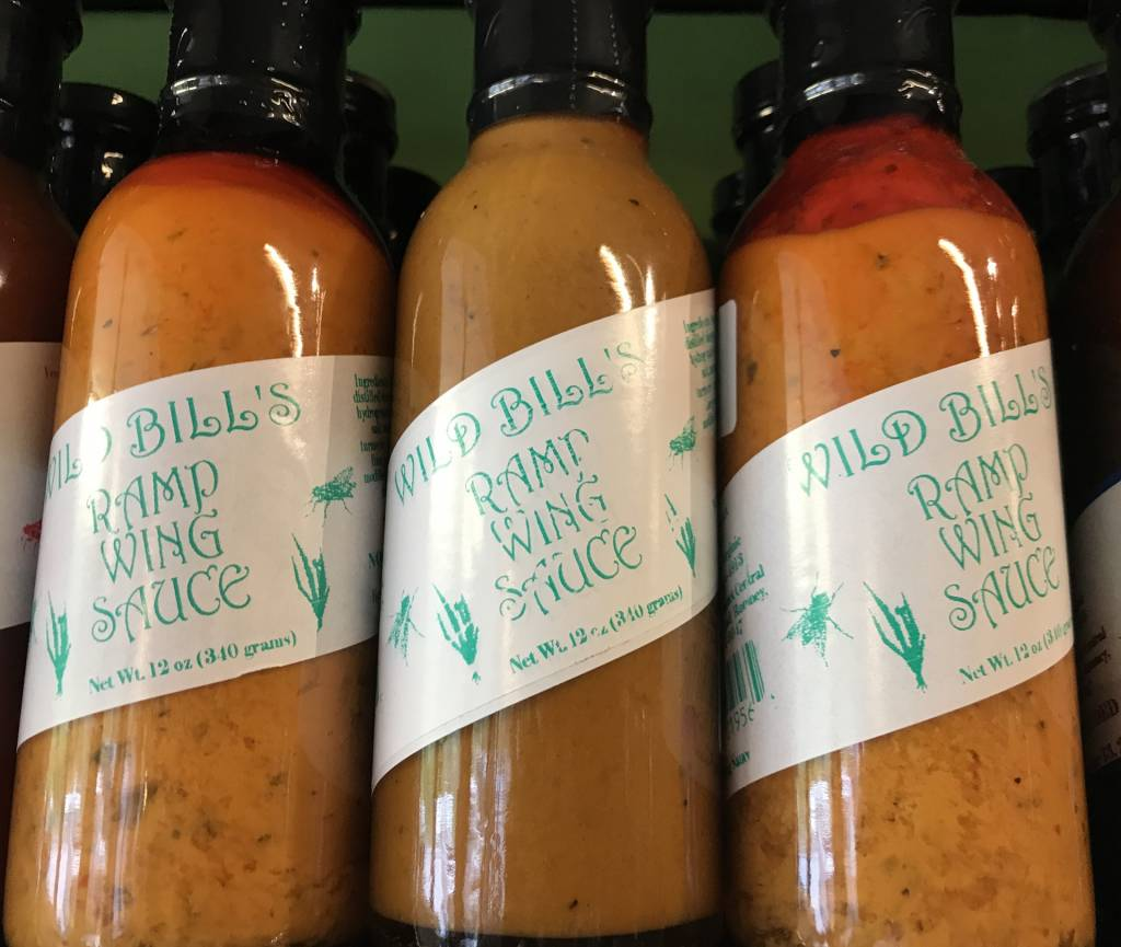 Wild Bill Wild Bill's Ramp Wing Sauce