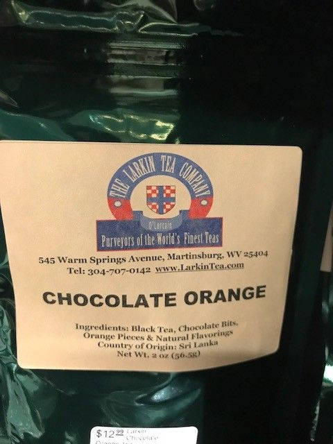 Larkin Chocolate Orange Tea