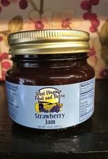 West Virginia Fruit and Berry WVF&B 10 oz. Strawberry Jam