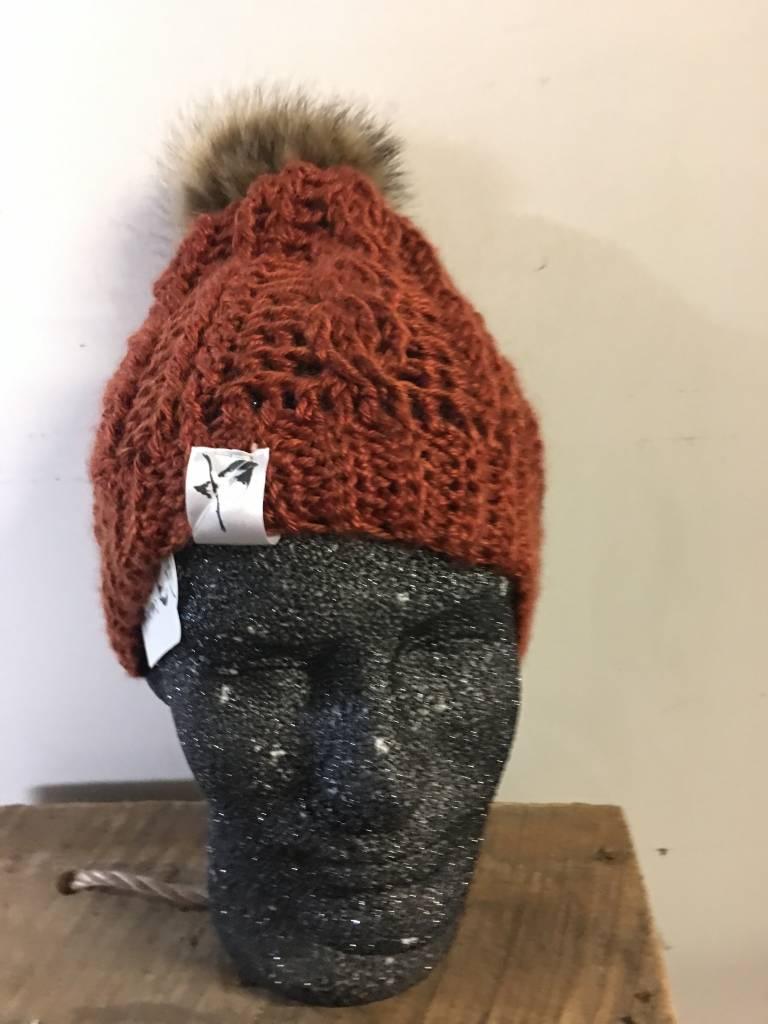 Crafty Little Snowbird Crafty Little Snowbird Crochet Pom -Yosemite