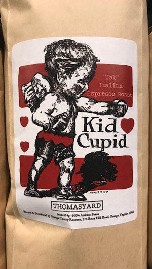 Orange County Coffee Roasters Thomasyard Espresso Select Blend Cross Cut 16 oz