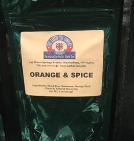Larkin Orange Spice Tea