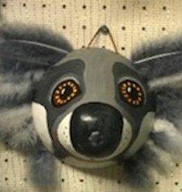 Maggi Rhudy Maggi Gourd Mask Koala Bear