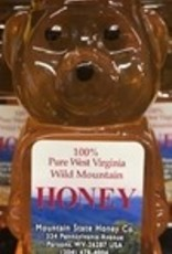 Mountain State Honey Company 8 oz. Tulip Poplar Bear